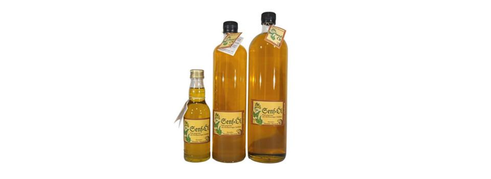 Historische Ölmühle Eberstedt Senföl online bestellen